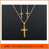 Ювелирные изделия нержавеющей стали 3 части личности способа обитой с ожерельем (SSNL2648)