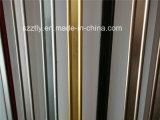 Profil en aluminium personnalisé d'extrusion de couleur multi pour Windows