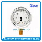 De maat-Olie van de Druk van de samenstelling de manometer-Vloeistof Gevulde Maat van de Druk