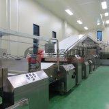 Máquina automática completa de fabricação de biscoito pequeno