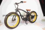 """du """" bicyclette électrique gros pneu 26 pour le déclenchement de montagne"""