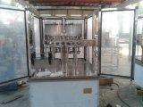 Semi автоматические шайба щетки стеклянной бутылки емкости 2000bph и машина Rinser