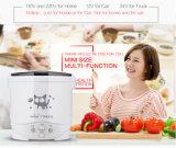 o mini fogão de arroz 1L elétrico com integra o potenciômetro interno com CB
