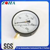 OEM grande del manómetro 250kpa IP40 de la presión del diámetro de 250m m aceptable