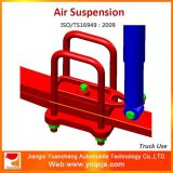 Suspensión de los bolsos de aire Ycas-202 2 ATV, suspensión del aire del carro ligero de Volvo