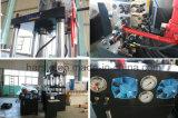 Tres vigas y máquina de la prensa hidráulica de cuatro columnas 63 toneladas