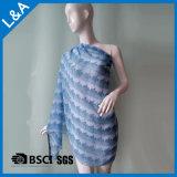 女の子青いPolyster Chiffon&#160のための浜の服;