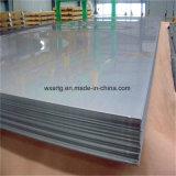 Metal inoxidável da placa de aço
