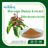 Extracto Dihydromyricetin el 20% de Hovenia Dulcis para el extracto de la planta de Prevetion de la resaca