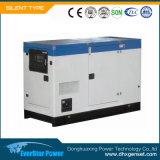 Tipo silencioso generador de potencia determinado de generación diesel de los generadores eléctricos de Genset