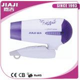 Brosse à cheveux pour sèche-cheveux à courant alternatif et à courant continu