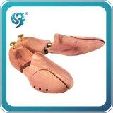 Im Einzelhandel geverkaufte hölzerne Schuh-Bahre, Schuh-Baum