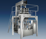 Machine van de Verpakking van de Zak van de Rozijn van de Suiker van de Rots van de Zaden van de suiker de Zoute