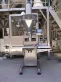 Máquina de empacotamento Volumetric Semi automática do pó de leite do coco 10-5000g