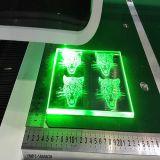 Hochgeschwindigkeitslaser-Gravierfräsmaschine-innere Laser-Markierungs-Maschine der kristallkugel-3D