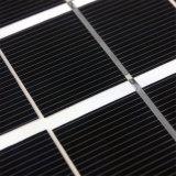 20W 12V Silicon&#160 polycristallin ; Panneau solaire flexible pour le tourisme d'avions de bateau de véhicule de la batterie rv