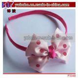 Regalo fijado accesorios de la Navidad del pelo de la decoración del pelo mejor (P3049)