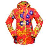 옥외 직업적인 스키복 Wonem의 스키 재킷
