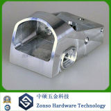 Proceso de la máquina del CNC de la alta precisión que muele/piezas molidas