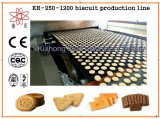 Machine automatique de fabrication de biscuits de l'acier inoxydable Kh-600