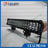 IP68 Waterproof 17inch 108W LED Light Bar para SUV Jeep