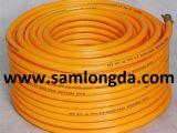 Boyau de PVC avec la qualité