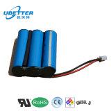 Высокая батарея иона лития предохранения 2200mAh 11.1V