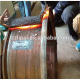 Оборудование топления индукции частоты средства для твердеть колесо Bogie