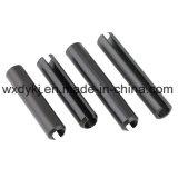 黒い亜鉛は炭素鋼細長かったスプリングピンをめっきした