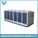 Type ouvert de réfrigérateur refroidi à l'eau bien projeté de vis de Venttk Changhaï