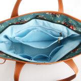 イギリス様式防水PVC花パターンキャンバスのミイラ袋(23220)