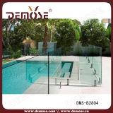 Frameless Glasbalustrade-/Glaspool, das Preise (DMS-B2801, einzäunt)
