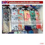 Agent en soie de Yiwu Chine d'écharpe de polyester de châle d'écharpe (C1030)