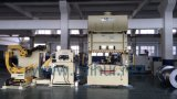 Автомат питания листа катушки с раскручивателем для механического инструмента