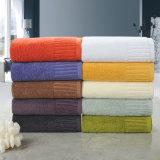 昇進の着色された綿表面/浴室/手タオル