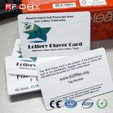 Profesional de la fabricación RFID MIFARE elegante de China más tarjeta de S 2K