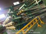 bande de conveyeur en caoutchouc de cordon en acier de 25km Tbm