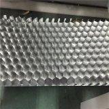 Structure en aluminium d'âme en nid d'abeilles pour la fabrication d'appareils électriques (HR619)