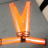 Ksv017-001を決め付けるロゴの安全ベスト