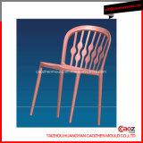 3 뒤 삽입 플라스틱 무방비 성숙한 의자 형