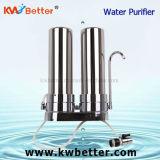 Purificador peculiar del agua de Doubledesktop del retiro de moho del olor de la esterilización del acero inoxidable