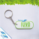 Preiswertes 3D oder 2D Custom Rubber Silicone PVC Keychains