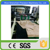 Chinesisches energiesparendes Flexo Drucken-chemischer Beutel, der Maschine herstellt