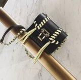 2017 New Style Metal Buckle Bolsa de mão malha Ladies Crossbody saco Hcy-5033