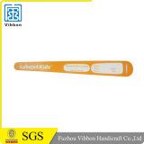 Pp suivant le bracelet d'identification avec l'impression personnalisée de logo