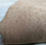 Tela da camurça do falso de matéria têxtil da HOME da tela de Upholstery para a tela e o sofá do vestuário