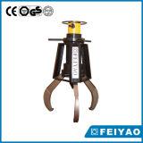 Extrator hidráulico antiderrapagem da engrenagem de 3 maxilas