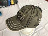 Chapéu/boné de beisebol lisos do tampão de Bill da era nova de Fashionmetal