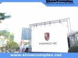 Taux élevé de rafraîchissement de l'affichage vidéo plein écran LED couleur pour la promotion de voiture (p6)
