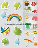 스티커 또는 비닐 스티커 또는 접착성 라벨